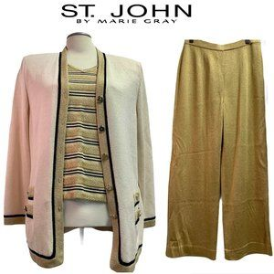 St. John collection by Mary Gray Holt Renfrew ...